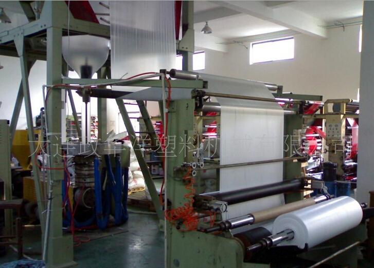 低压膜吹膜机(高档型)