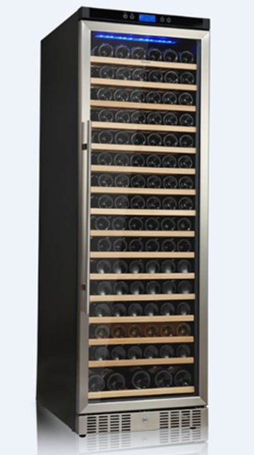 168 bottle wine cooler