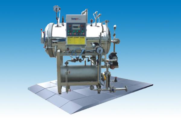 RYDPL电加热喷淋式杀菌釜