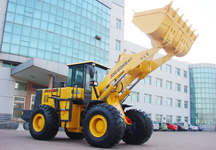 DG956 wheel loader with weichai engine