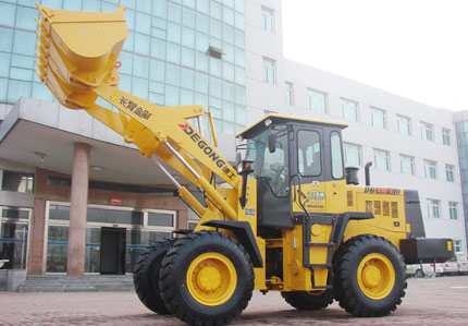 DG938 Wheel Loader and 3 ton wheel loader and good quality