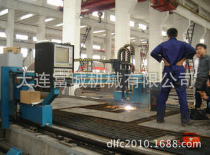 Longmen CNC cutting machine