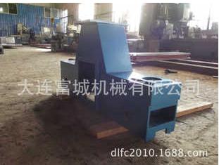 CNC cutting machine beam and the trolley
