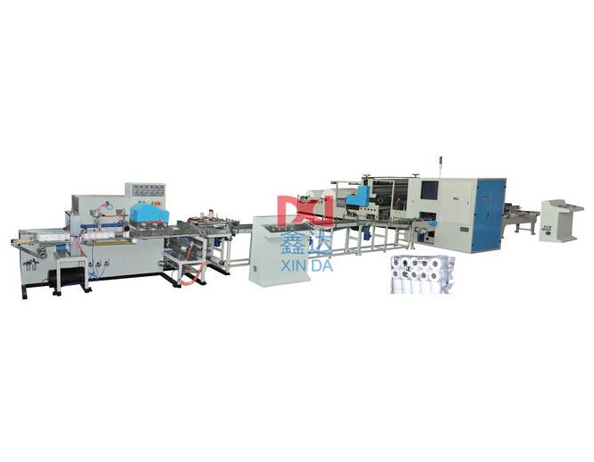 CIL-SP-A-A Автоматическая линия производства туалетной бумаги