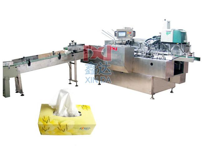 CIL-FT-258 Полноавтоматическая высокоскоростная упаковочная машина для запечатывания коробок