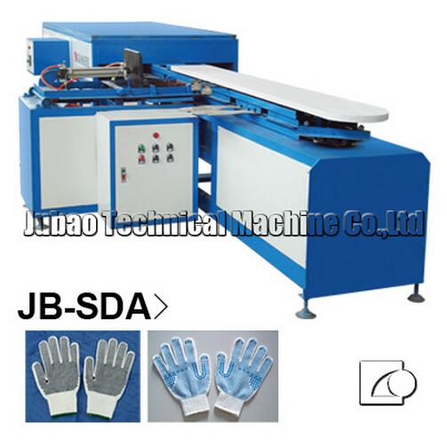 JB-SDA Машина для нанесения ПВХ на перчатки