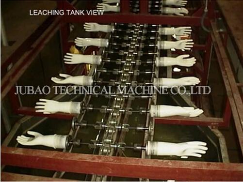 JB-RJ Производственная линия домашних и промышленных перчаток
