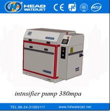 America pump water jet pump 380MPa intnsifier pump