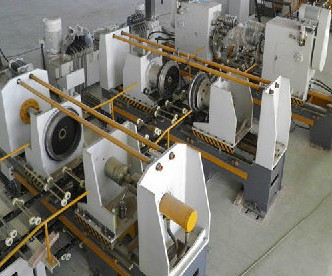 BH-Middle Section Production Line