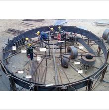 PR-Lipp-SM40 Steel Silo Roll Forming Machine