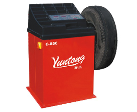 C-850 ELECTRONIC WHEEL BALANCER