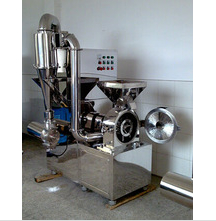 Medicine herb powder machine