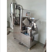 Stainless steel food pulverizer