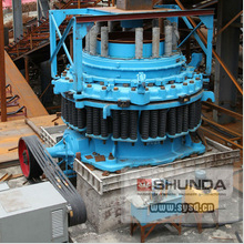 Professional Symons Crusher,Copper Ore Machine For Crushing