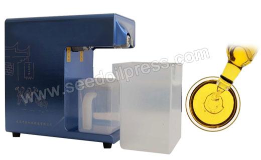 Small home use oil press