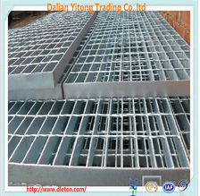 20kg Steel Grating Steel Grating/Metal Grid/Bar Grating Steel