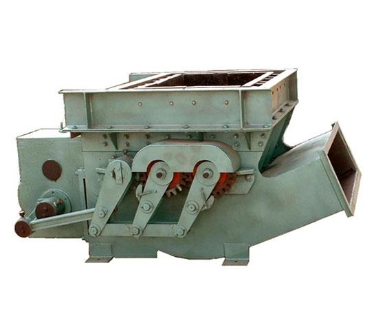 Martin slag removing machine