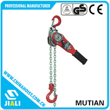 high capacity V type LEVER BLOCK/LEVER HOIST/ratchet chain lever hoist
