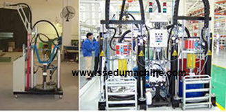 Manual gelatinize machine  Auto Production Line Equipment Automobile Equipment
