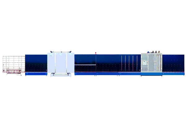LBXH2500PW立式全自动中空玻璃设备生产线(板内外合片)