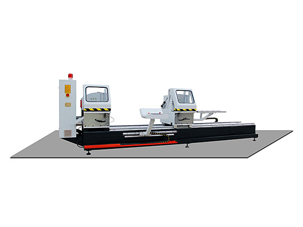 LJZ2-500×4200铝型材数控精密切割锯