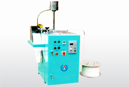 Wick Clamping Machine
