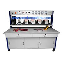 Учебное оборудование мотор переменного тока учебного оборудования