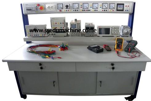 Учебное оборудование  о электрическом измерении дидактическая оборудование