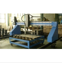 Low cost cnc plasma cutting machine from china