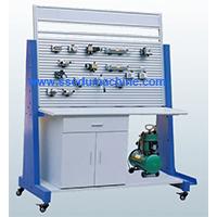 Basic Pneumatic Training Workbench Pneumatic Trainer Scientific Laboratory Equipment