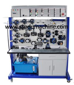 Electro Hydraulic Training Workbench Hydraulic Trainer Engineer Educational Equipment