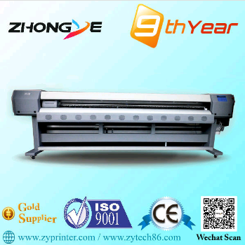 ZhongYe Digital Eco solvent Printer E3200