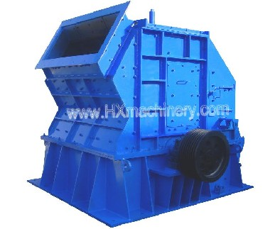 PF Series Centrifugal Reversal Crusher