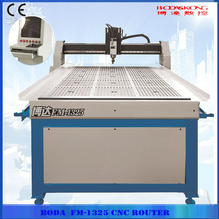 Multi functions wood cnc router FM-1325 with Single spindle