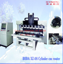 cnc rotary table engraving machine XZ-08