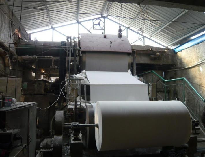 1575 kraft paper making machine