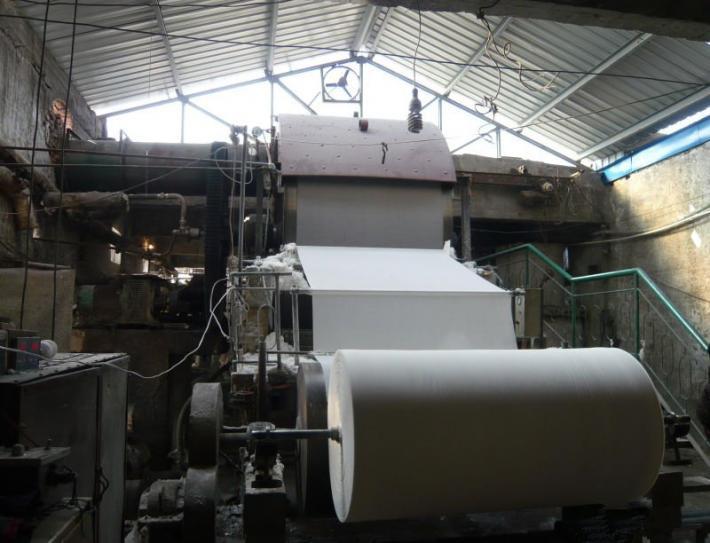 1575 kraft paper making machine