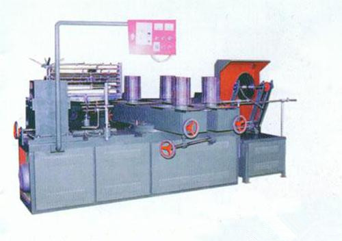 tube roll base paper machine
