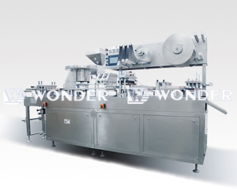 DPP250 Al - Al / Al - PVC blister packing machine