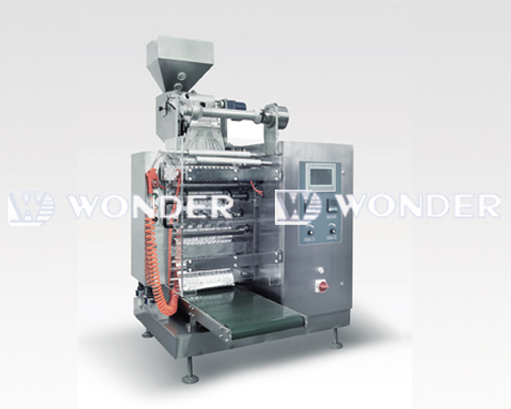 DXDP350 strip packing machine