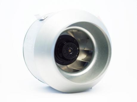 L series circular interface pipeline fan