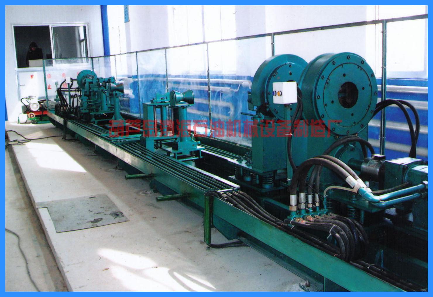Intelligent pump Integrated Test press