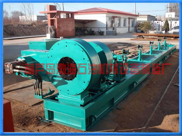 oil-well pump disassembly