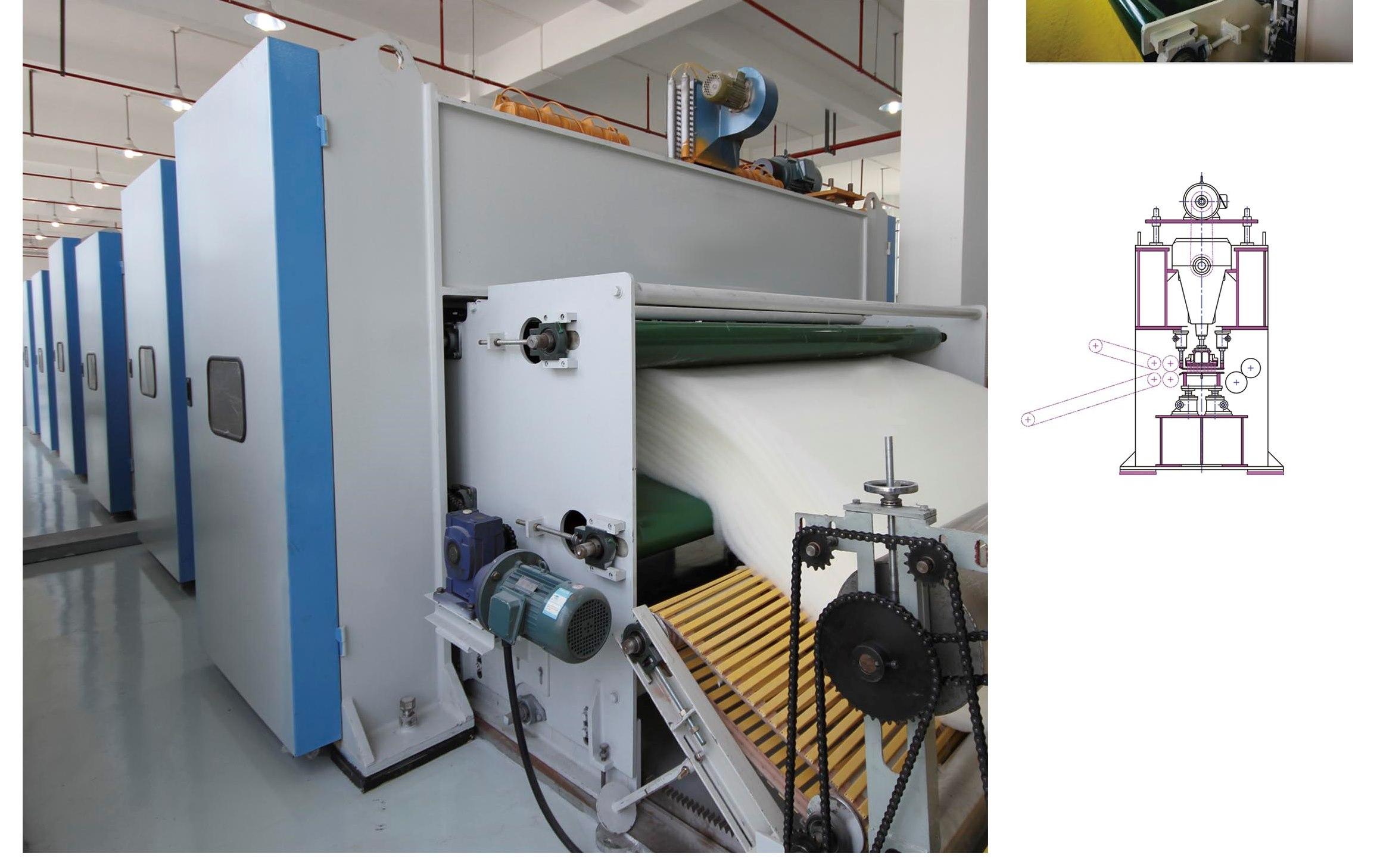 YYGZ-I Pre-needle loom