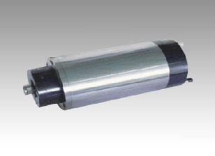 High-speed high-precision drilling and milling motorized spindle