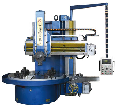 C5116 Single-column vertical lathe