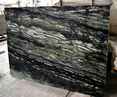 Marble(Dark Piney Green-2)