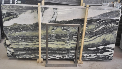 marble(dark pine green-3)