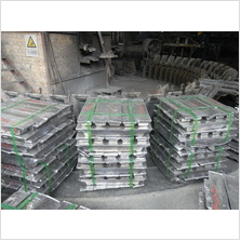 factory hot sale Lead ingot 99.99%
