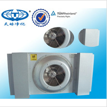 Low Noise Steelless Steel Fan With Filter